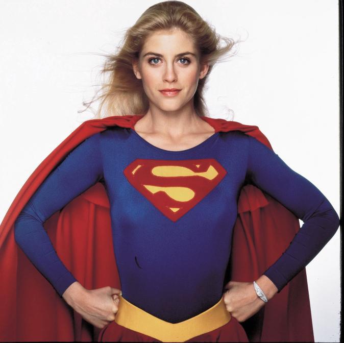 超人是她表哥! 《女超人》重拍電視影集