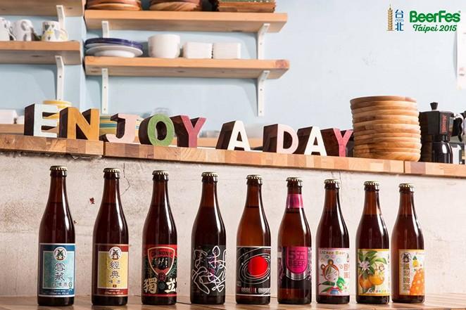 Tvbs for Japan craft beer association