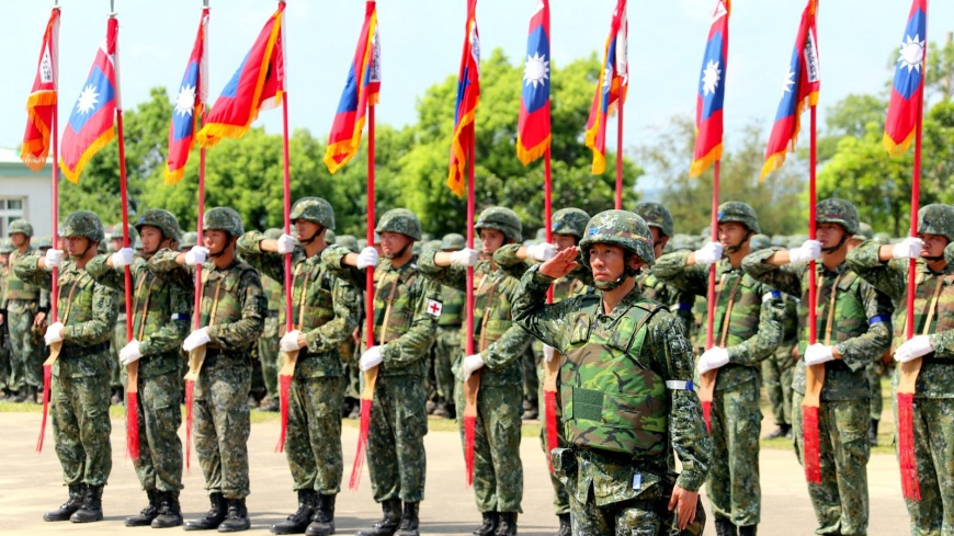 ▲圖/陸軍司令部臉書提供