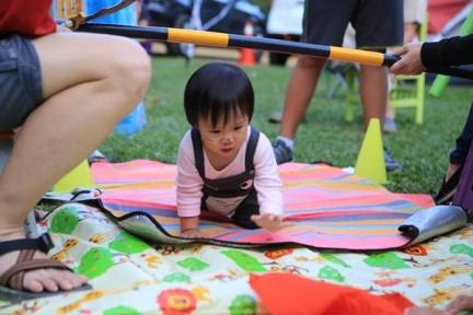 不敢帶寶寶去露營?這些方法讓一家人快樂親近大自然!