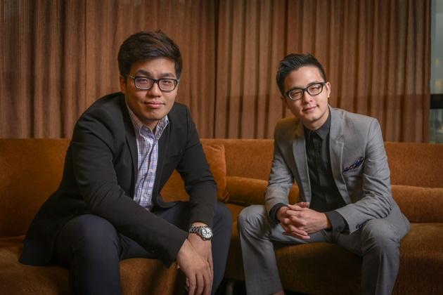 圖 /記得與Mistake共同創辦的魔競目前是台灣知名的實況經紀公司