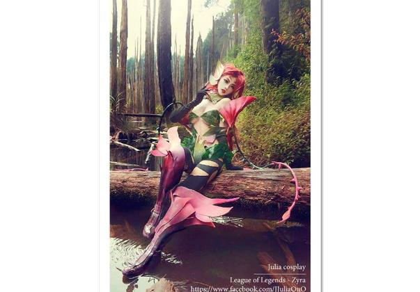 ▲圖片來源/Joeman提供 英雄聯盟的枷蘿是咪妃目前為主最滿意的造型