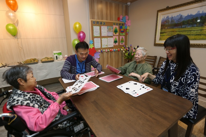 新北市公共托老中心新啟用 落實在地老化、健康樂活