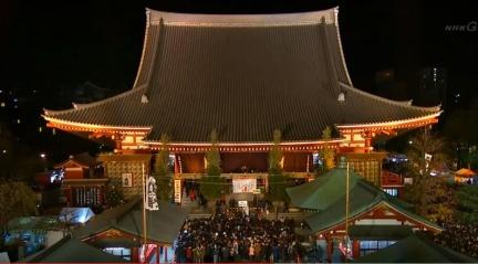 看完紅白歌合戰就敲鐘?一起來看日本「除夜の鐘」文化!