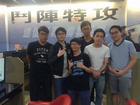 聶寶是台灣第一批能玩到鬥陣特攻的玩家,也因此累積深厚的實力