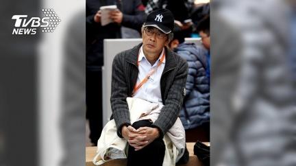 圖/中央社 林榮基來台維安升級 陸委會:妥適安排