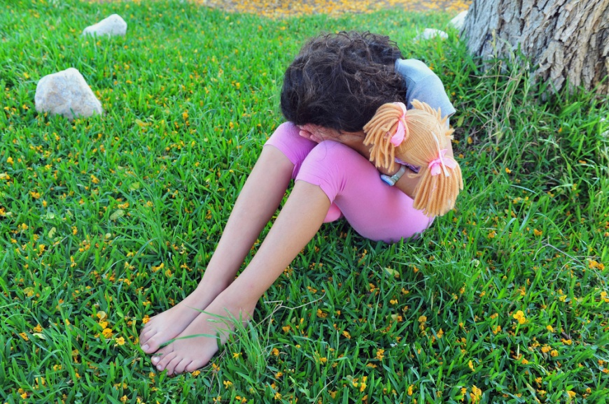 圖/TVBS示意圖 10歲女童遭叔叔性侵產女 DNA鑑定孩子爸竟另有其人