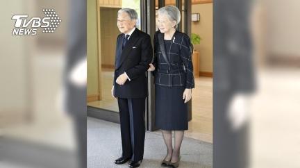 圖/TVBS資料畫面 日本天皇提早退位法案 眾議院表決通過