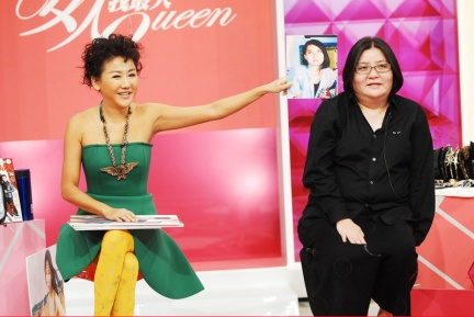 圖右為邱瓈寬,來源/TVBS資料照片