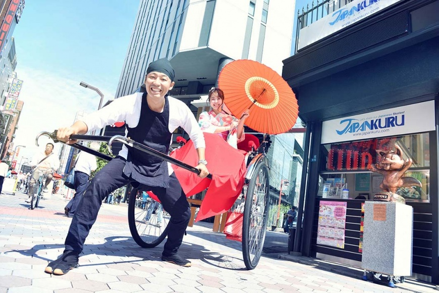 JAPANKURU帶你漫遊淺草雷門 感受日本傳統風情