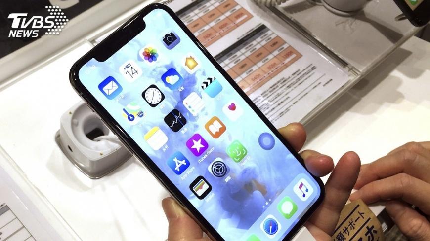 圖/達志影像美聯社 iPhone X黑色星期五賣翻!  每秒估售17支