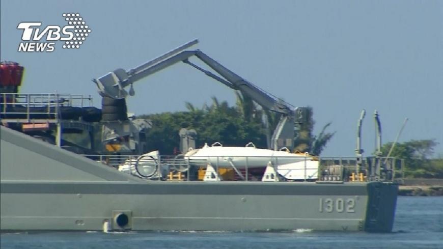 圖/TVBS 陳慶男稱獵雷艦進度80% 海軍打臉:僅43.2%