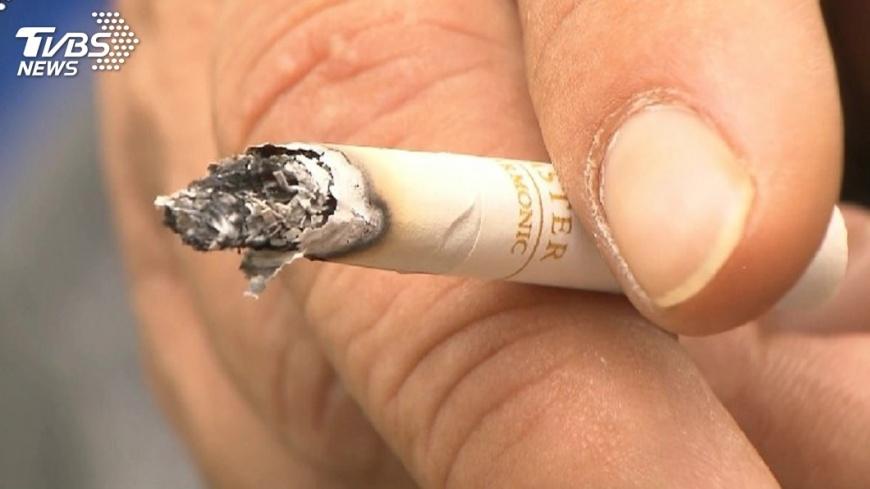 圖/TVBS 菸品售價遠高菸稅漲幅 立委籲公平會調查