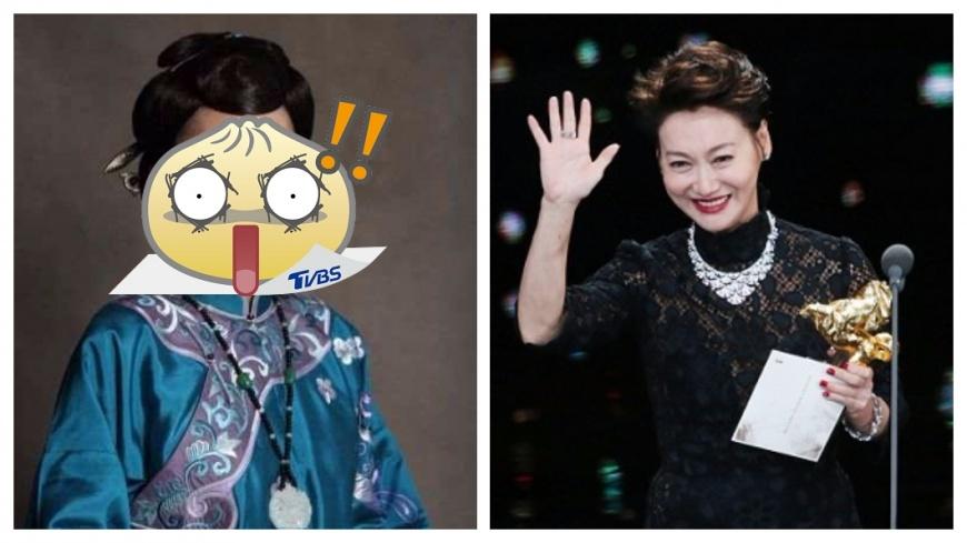 合成圖/翻攝自劉雪華臉書、TVBS資料照片 價碼太高嚇跑《血觀音》 棠夫人原本要找她演