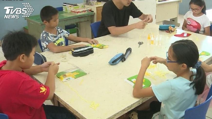 圖/TVBS 兒少離家以復發型居多 最小離家僅7歲