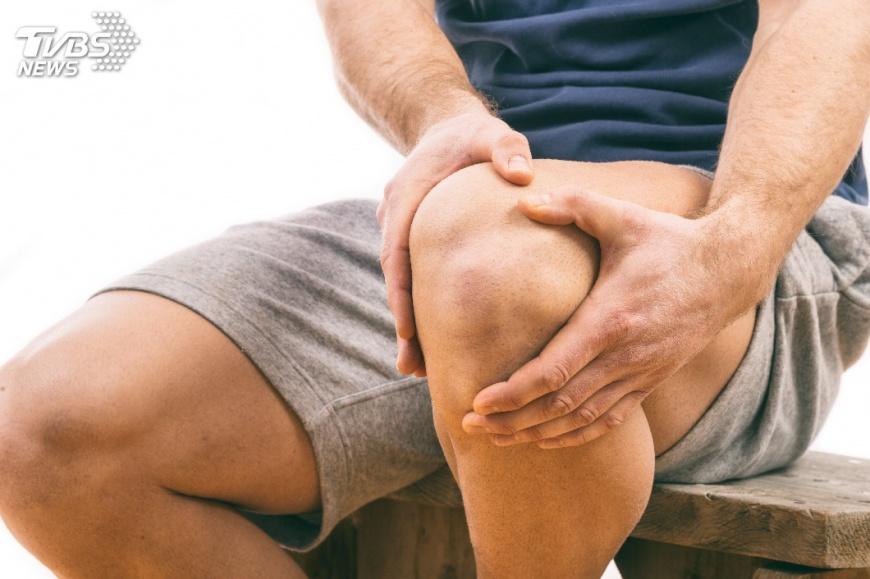圖/TVBS 腳常抽筋是衰老徵兆! 4個初老症狀你中幾個?