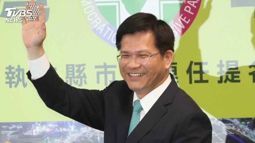 圖/中央社 改善空污是全民運動 林佳龍籲勿抹黑改善努力