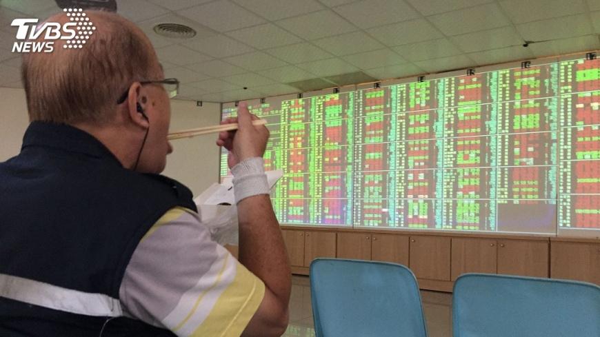 圖/中央社 那斯達克創新高 台股蓄勢戰近期高點