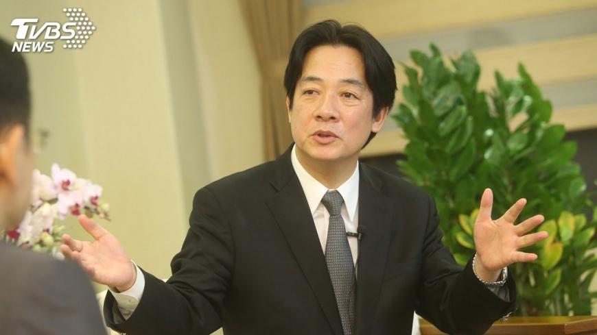 賴清德的「功德說」引發外界批評。圖/TVBS
