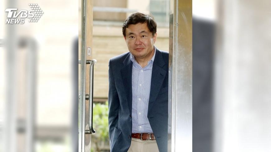 圖/中央社 新北市長選舉 洪耀福與新北市交鋒
