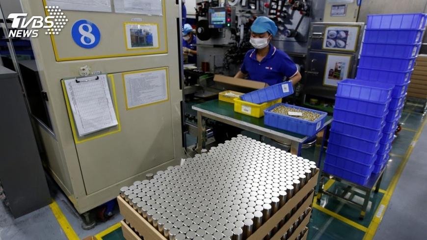 圖/達志影像路透社 華爾街日報:中國科技產品助政府監視