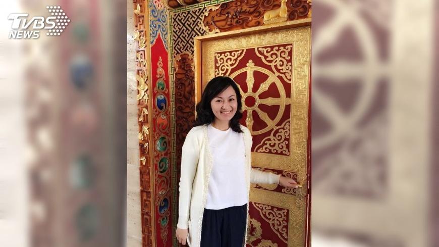 圖/中央社 議員選民服務多一味 陳麗娜扮紅娘