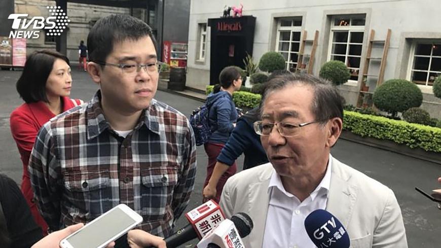 圖/中央社 成立星宇航空 張國煒:沒有復仇之心