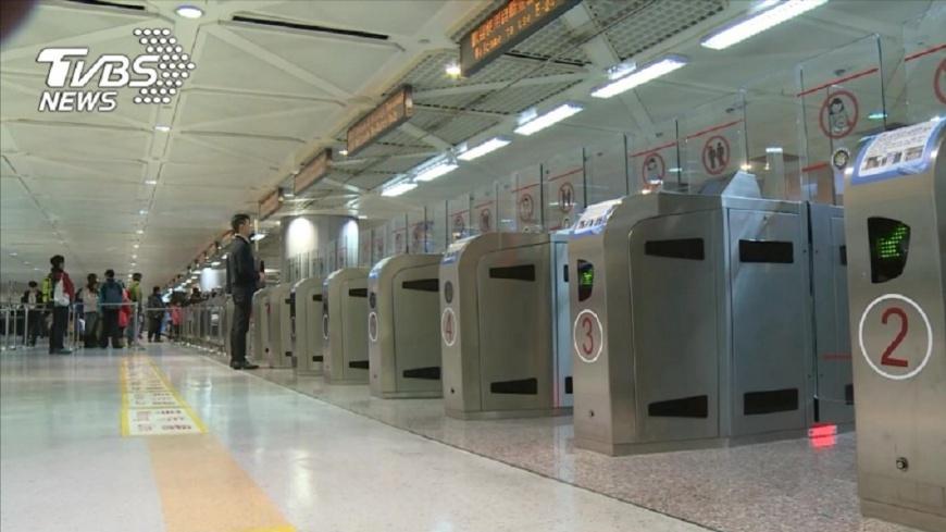 圖/TVBS 出入境查驗設備疑用陸貨 移民署將清查