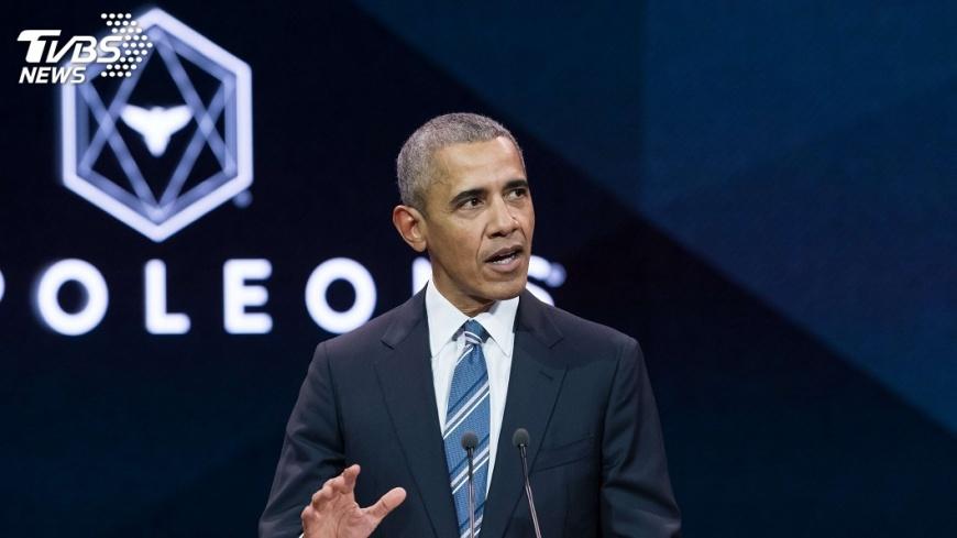圖/達志影像美聯社 美陷性騷醜聞 歐巴馬藉機提倡女性領導