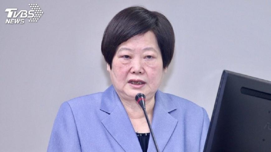 圖/TVBS資料照 小英表姊林美珠空降肥缺 年薪400萬入袋
