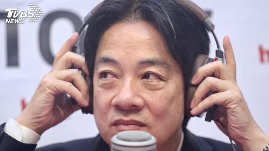 圖/中央社 致電蔣萬安遭批干預立院 賴揆:會更謹慎