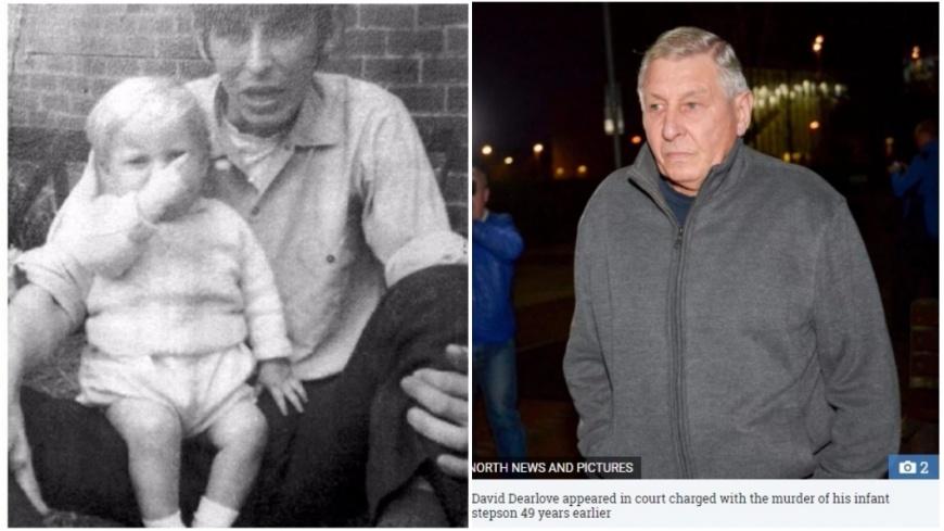 臉書跳亡弟和繼父合照…他慟揭半世紀前殺嬰案