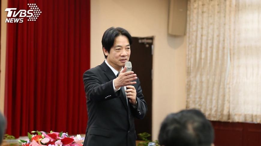 圖/中央社 勞基法修法 賴清德:府院黨充分溝通