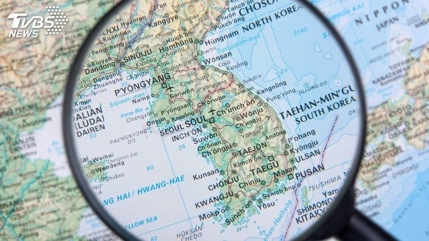 示意圖/TVBS 中共空軍遠海訓練 稱防止朝鮮半島戰亂