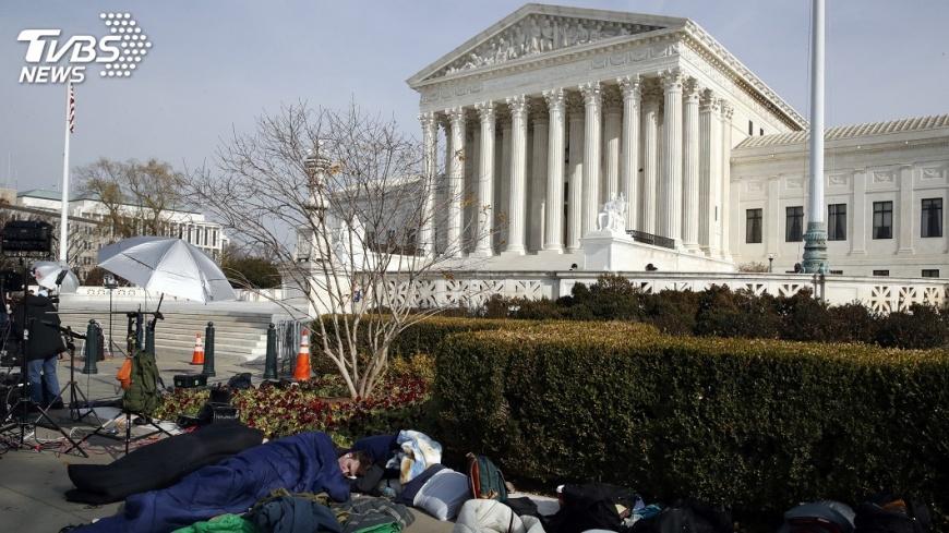 圖/達志影像美聯社 拒賣同性婚禮蛋糕案 美國最高院將開審