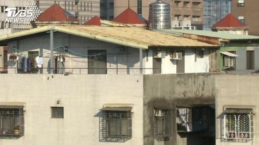 圖/TVBS 內政部促查違建 高密度居住列優先拆除
