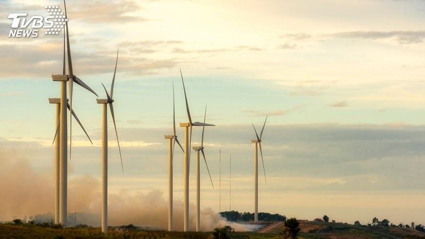 示意圖/TVBS 離岸風機抗颱條件 經濟部明年啟動實證計畫