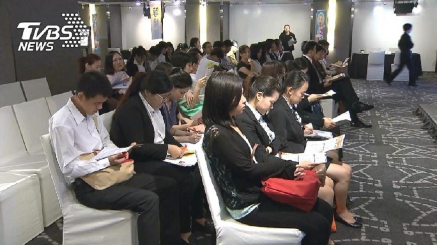 圖/TVBS 飯店業搶人才 雲品董座:求精不求量