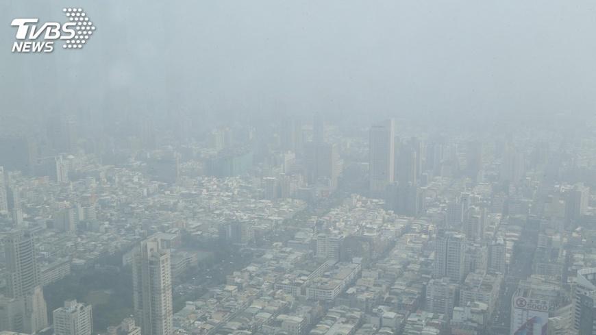 圖/中央社 新北防空汙 2年要減一座燃煤電廠汙染量