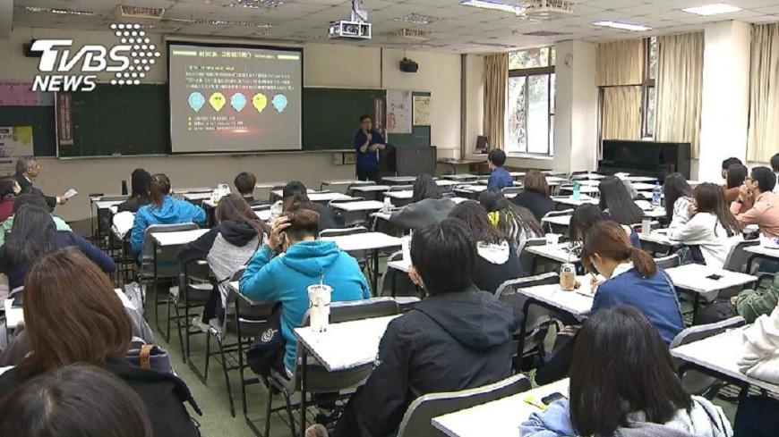 圖/TVBS 私校師被迫義務教學  教育部:絕不容許