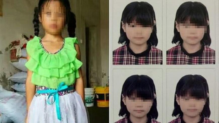翻攝《微博》 女童遭撞傷「挖走器官」 駕駛怕擔責竟殘殺