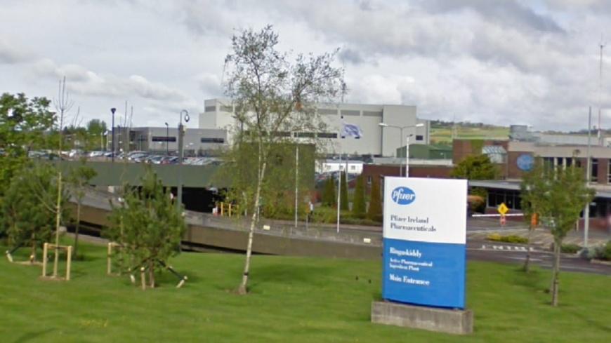 小鎮是輝瑞藥廠生產威而鋼的大本營。圖/Google Map
