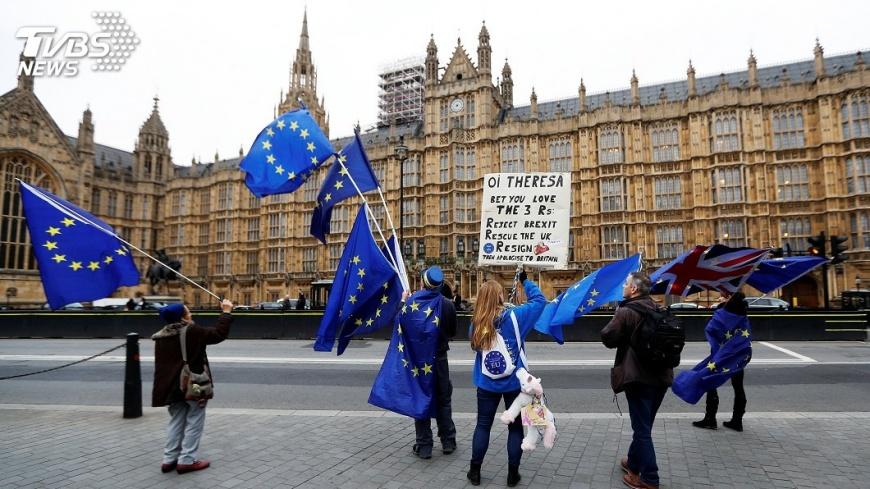 圖/達志影像路透社 英國脫歐出現突破進展 歐股漲