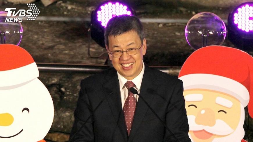 圖/中央社 AI聯盟成立 副總統盼引領產業走向世界