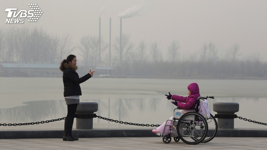 圖/達志影像美聯社 清除低端人口與煤改氣 中國速度陷困境