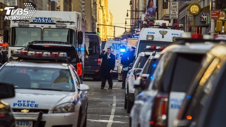 圖/達志影像美聯社 全球大眾運輸系統 重大攻擊事件整理