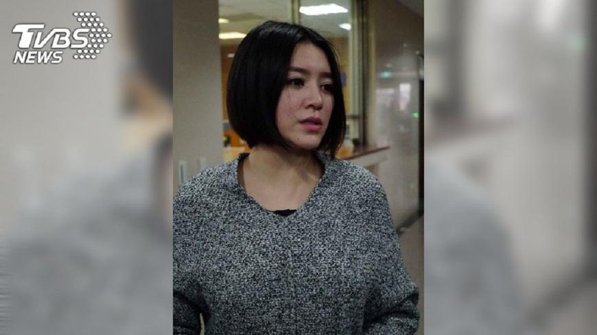 圖/中央社 與小黃司機互毆案 李妍憬拘役獲緩刑定讞