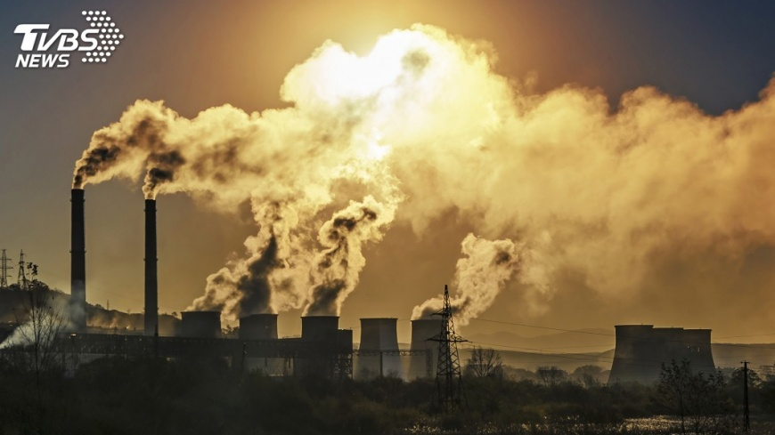 示意圖/TVBS 全球225公司聯手 施壓企業限制溫室氣體