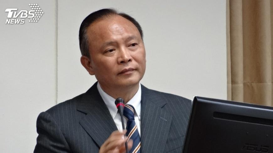 圖/中央社 農田水利會改制 林聰賢:是很單純的事