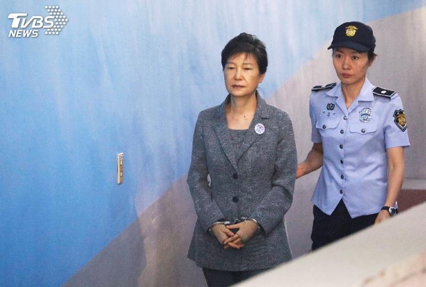 圖/達志影像路透社 快訊/「閨密門」偵結 崔順實遭求刑25年、罰款35億